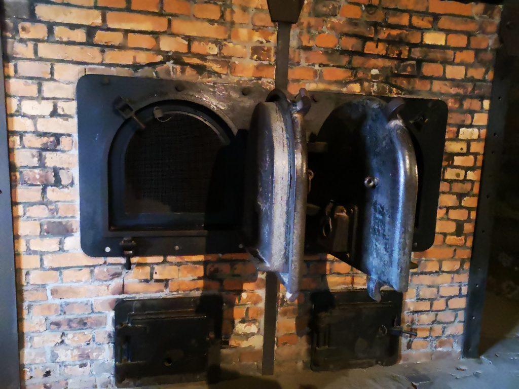 Forni crematori - Auschwitz 1