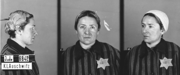 Prigioniera di Auschwitz