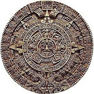 Piedra del quinto sol Azteca