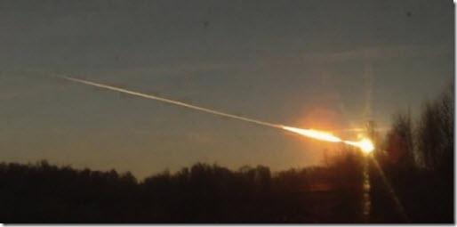 meteorito ruso