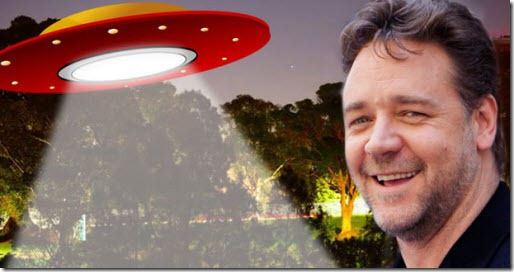 Russell Craw's UFO