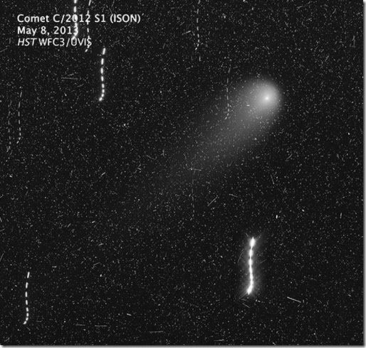 ison cometa