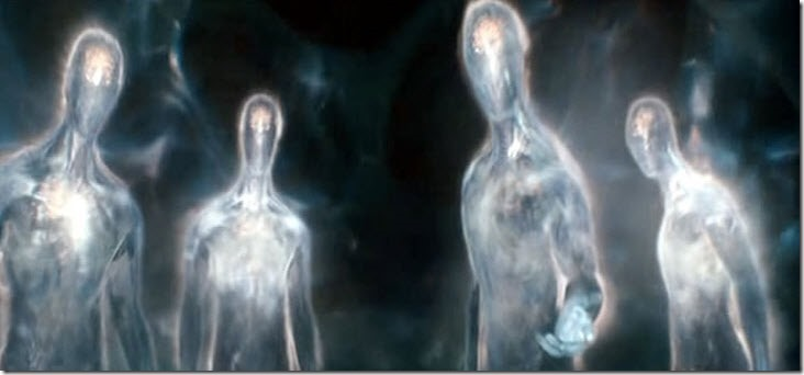 seres interdimensionales