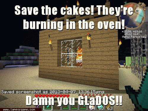 Captions Minecraft Funny And Pictures