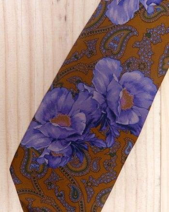 Corbata de Kenzo de los 80