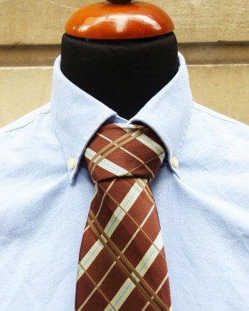 Corbata de Burberry de seda