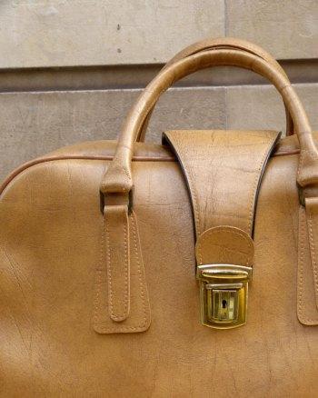 1970s Sand Sportsbag