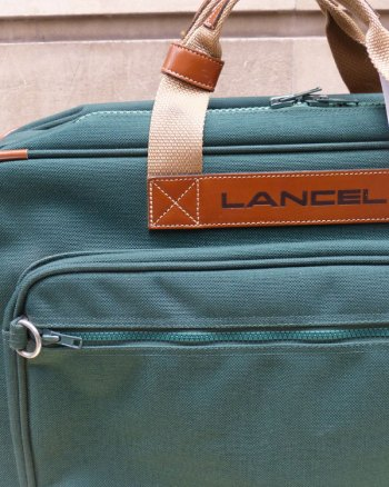 Maleta de Lancel de mediados de los 80