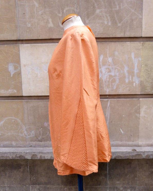 Camisa de Carven Couture. Original finales 1960.