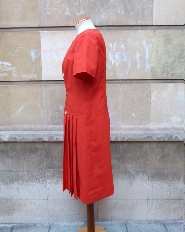 1960's Sailor Styled Dress