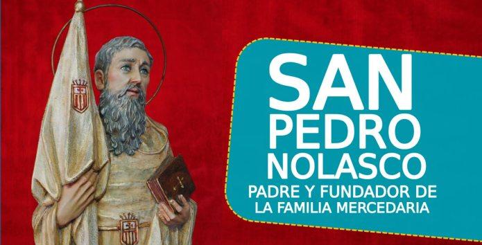 Saludo del Provincial en la festividad de San Pedro Nolasco