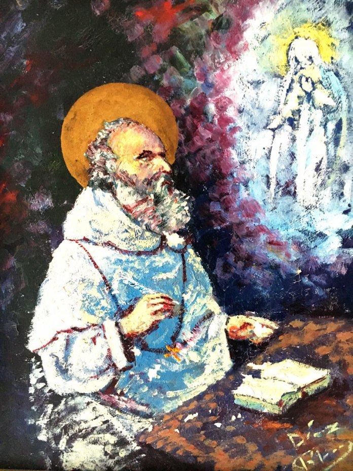 San Pedro Pascual. Obispo y mártir mercedario