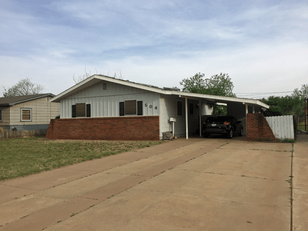 Lamesa Texas Home for Sale