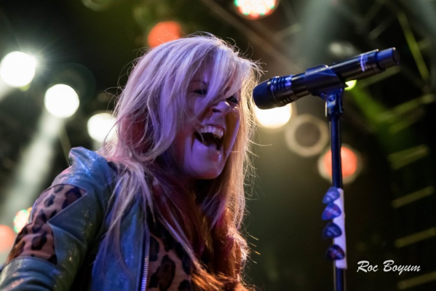 Lita Ford At The House Of Blues Anaheim