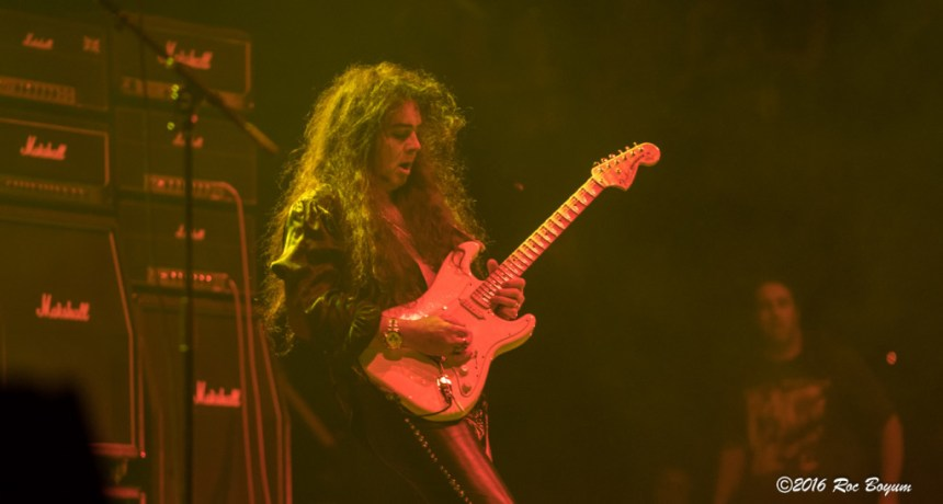 Yngwie Malmsteen Hair Nation