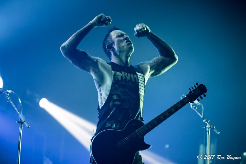 Trivium Wiltern Theater