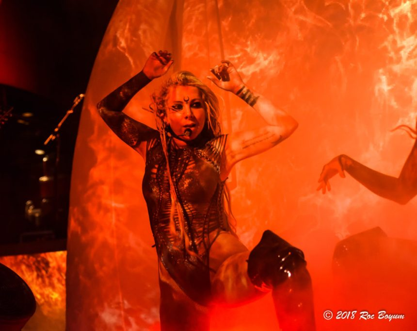 Maria Brink ITM Concert Photography Concret Reviews