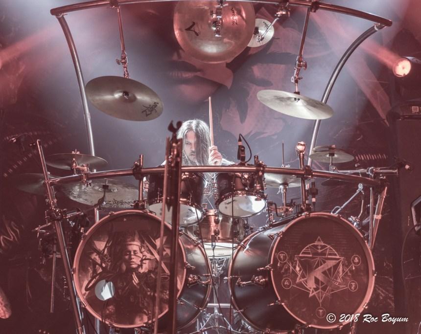 Kamelot Alex Ladenburg The City National Grove Anaheim Concert Reviews Concert Photography
