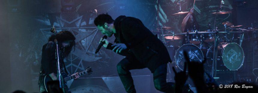 Kamelot Thomas Youngblood Tommy Karevik Concert Reviews Concert Photography