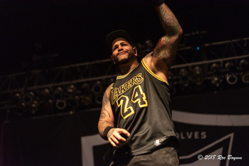 Bad Wolves Rialto Theater Concert Photography Concert Reviews