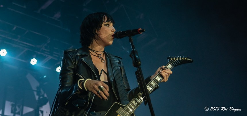 Halestorm Lzzy Hale Funner CA Concert Photography Concert Reviews