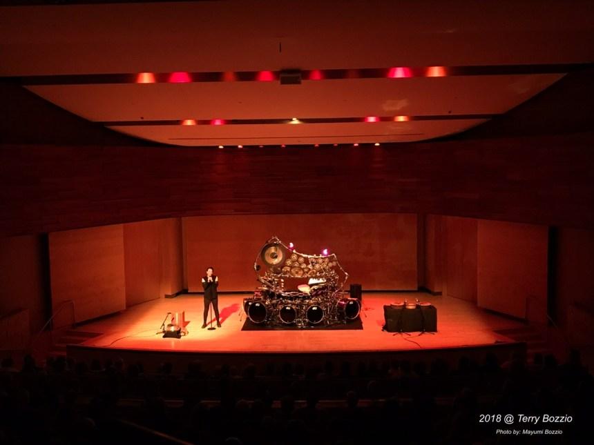 Terry Bozzio Musicians Instrument Museum Concert Photography Concert Reviews