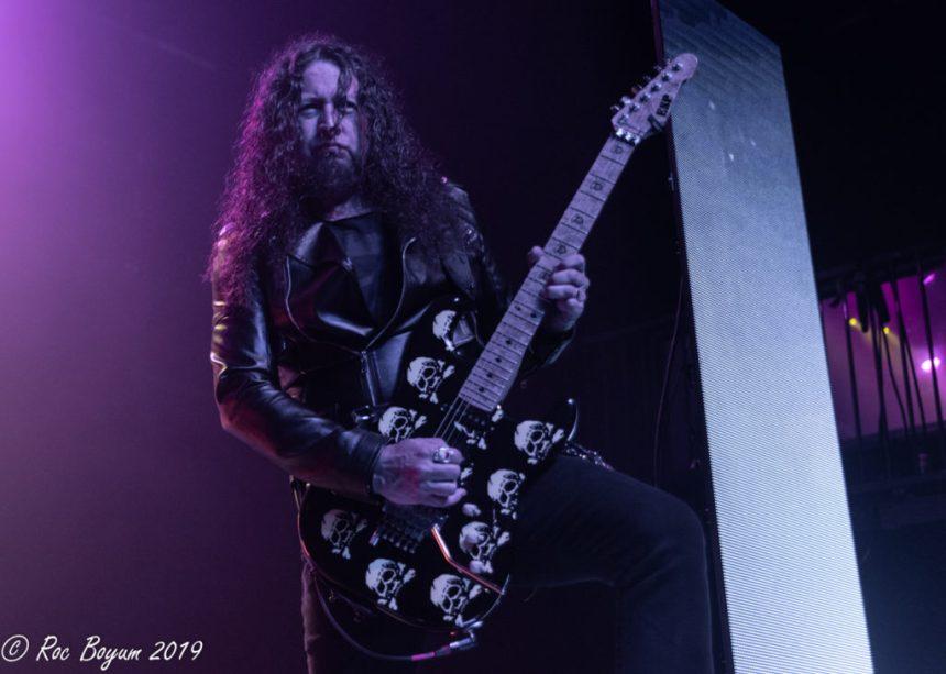 QueensrycheMichael Wilton Concert Reviews Concert Photography