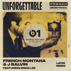 French Montana Ft J Balvin - Unforgettable