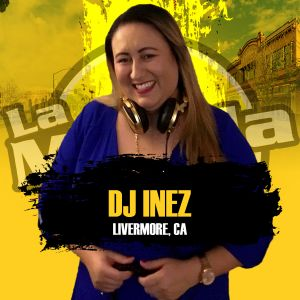 DJ Inez - Merengue Mix Apr 2019