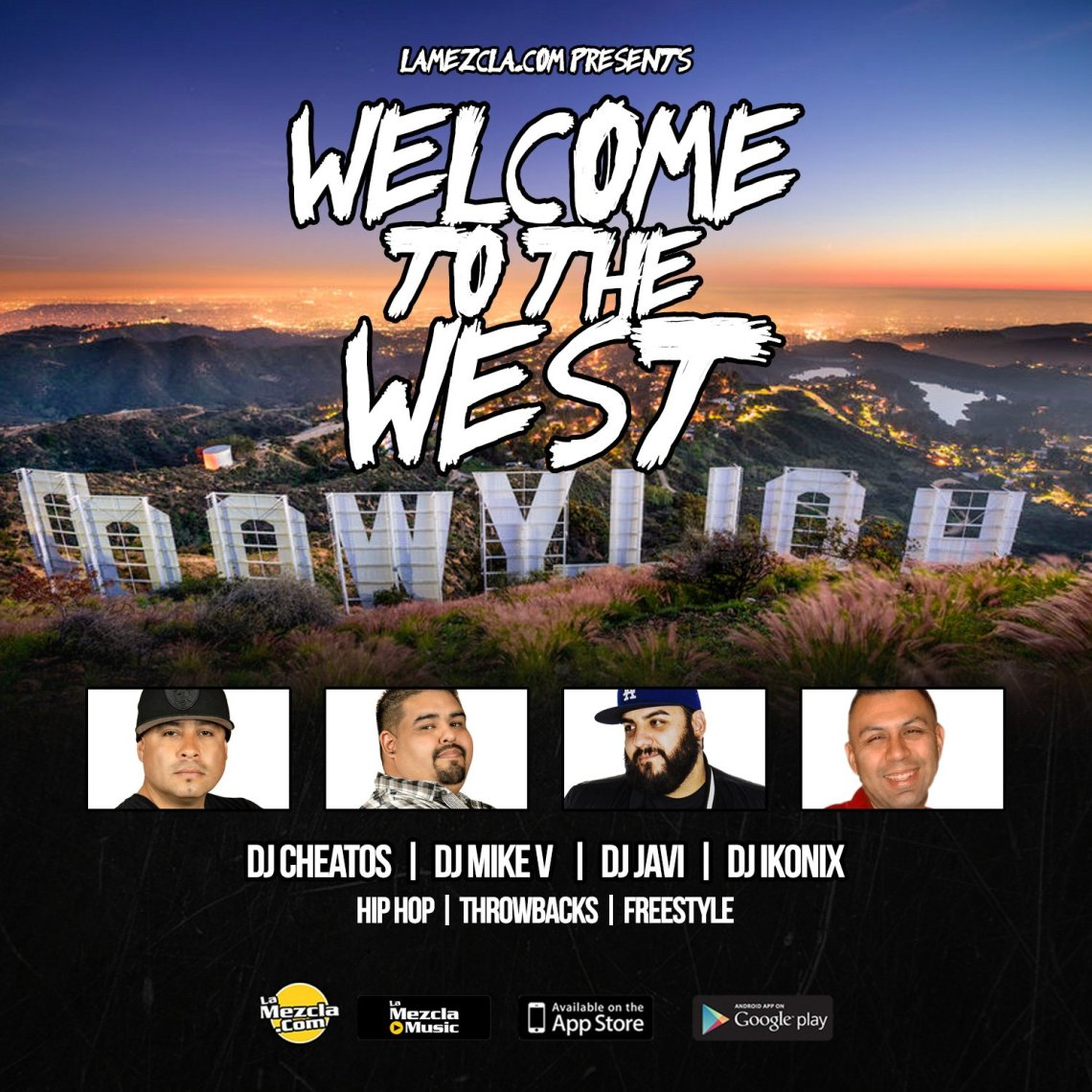 Welcome-west