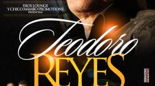 Teodoro Reyes live in NYC