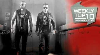 Wisin y Yandel Weekly Top Ten 10-29-12