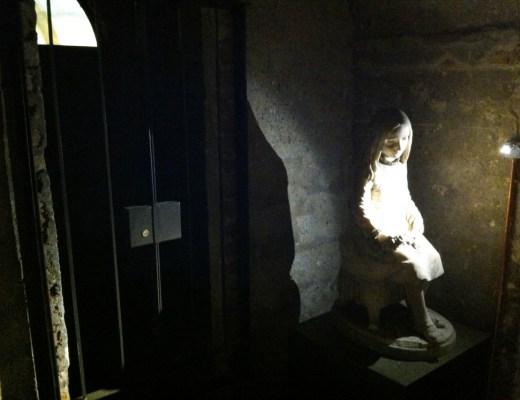 Florida, la bambina nella Cripta