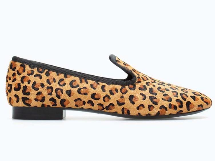 Zara slipper