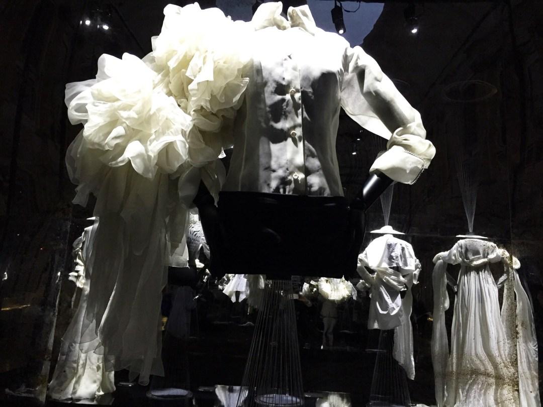 Camicia bianca secondo Ferre