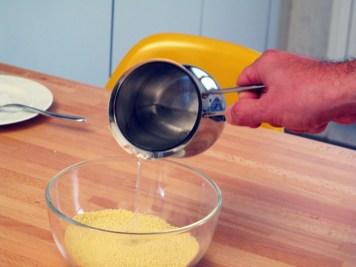 Couscous, preparazione