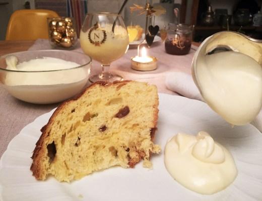 Tre creme da panettone: cioccolato, pasticciera e mascarpone