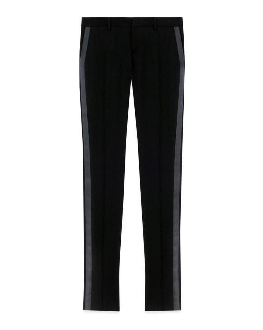 Pantaloni Iconic a vita bassa