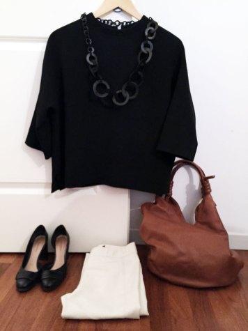 Affari vintage: la blusa di Céline