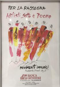 Movimenti Immobili, la mostra di Roberto Sironi