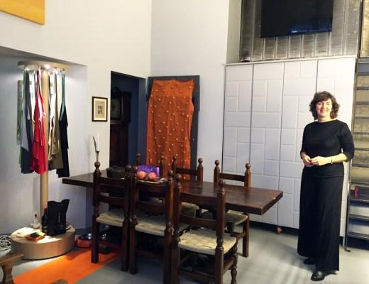 Lo showroom NVK DayDoll di Natasha Calandrino Van Kleef