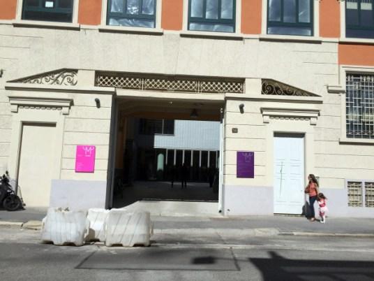 MUDEC, ingresso via Tortona
