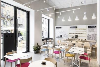 Il Moleskine Café a Milano