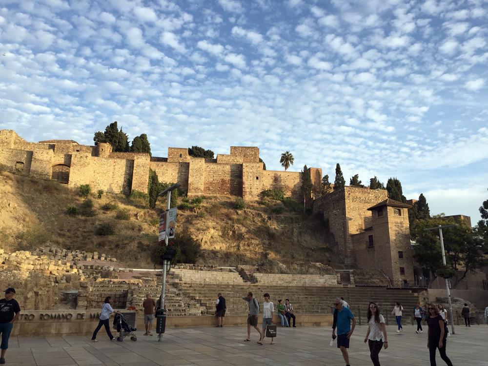 Viaggio a Malaga