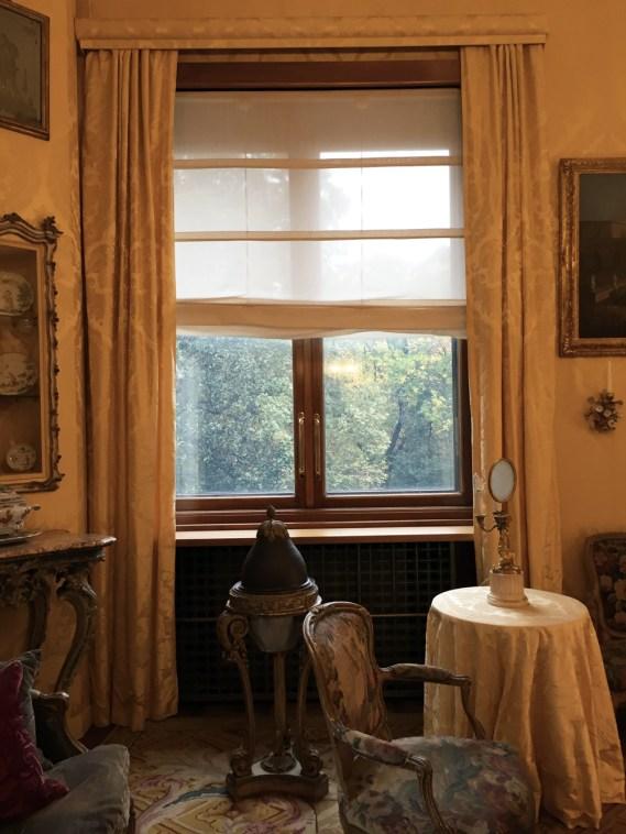 Moda di Carta a Villa Necchi Campiglio: