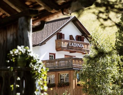 Berghotel Ladinia a Corvara
