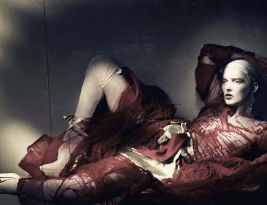 Paolo Roversi in mostra a Milano