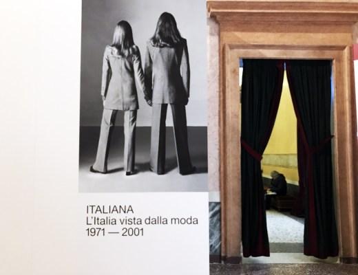Mostra Italiana a Palazzo Reale