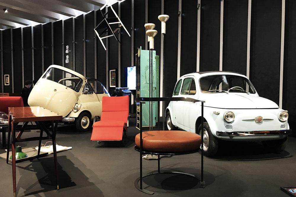 Storie il design italiano in mostra alla triennale for Vendita oggetti design