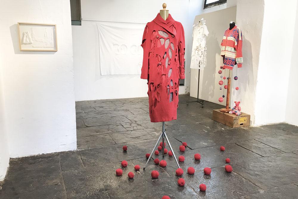 Le installazioni di Yukiko Terada
